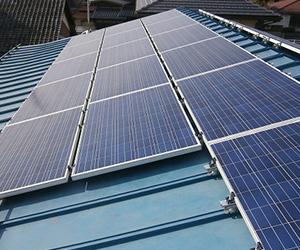 スポット_施工事例_太陽光発電システム