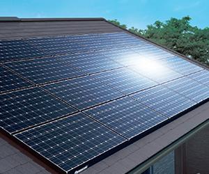 スポット_商品のご紹介_太陽光発電システム